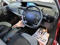 2014 CITROEN C4 PICASSO 1.6 e HDi 115 Airdream Exclusive 5dr ETG6 Auto