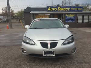 PONTIAC GRAND PRIX GT *** FULLY LOADED *** CERTIFIED $5495