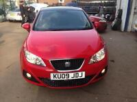 Seat Ibiza SPORT – With Service History & 12 MONTHS WARRANTY – PRICE REDUCED!
