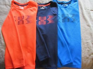Boys Under Armour Waffle Thermals size 10/12 $15.00each or 3/$35