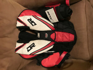 Jr goalie chest protector