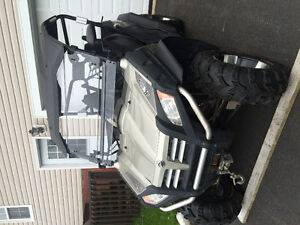 CF MOTO , excellent condition. St. John's Newfoundland image 5