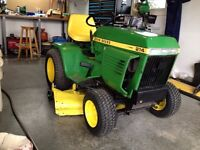 214 John Deere Lawn Tractor