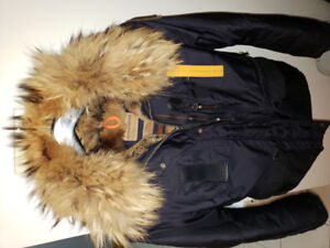 Authentic Parajumpers women's winter coat size XS Denali