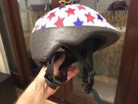 Kids helmet (baby) boys toddler (scooter, cycle, bike)