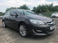2013 (13 reg) Vauxhall Astra 1.6 i VVT 16v SE 5dr Hatchback Petrol 5 Speed