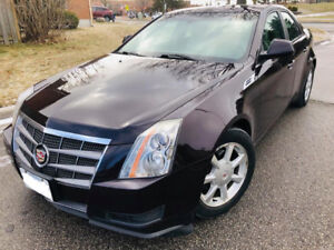 2009 Cadillac CTS MintCondition,CTS4,AWD,Luxory SUV, Crossover
