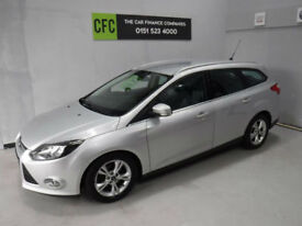 2012 Ford Focus 1.6TDCi 115 Zetec BUY FOR ONLY £105 A MONTH*FINANCE* £0 DEPOSIT