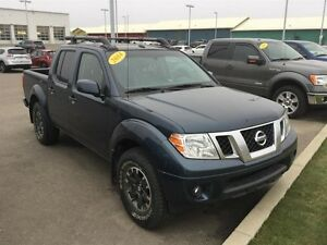 2014 Nissan Frontier Crew Cab PRO-4X at