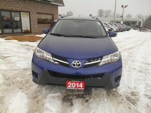 2014 Toyota RAV4 LE FWD Peterborough Peterborough Area image 9