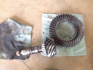 """3.08 Gear Set for 8.5"""" Chevy 10 Bolt London Ontario image 1"""