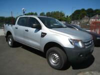 2012 Ford Ranger 2.2TDCi 4x4 XL Twin Cab. 62000 Miles. 1 Owner