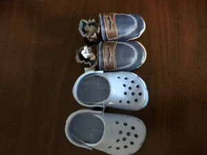 0-6 Months Robeez & baby shoes (small) NEW