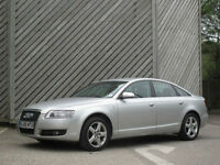 2008 AUDI A6 2.7 TDi SE SALOON - OVER 50+ MPG - GREAT VALUE !!