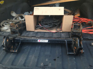 Blizzard snowplow harness and wiring