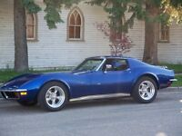 1970 Corvette 454 4sp Matching #.5 more sports cars 4 sale below