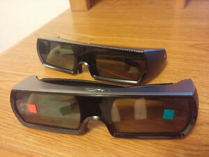 New Sony 3D glasses