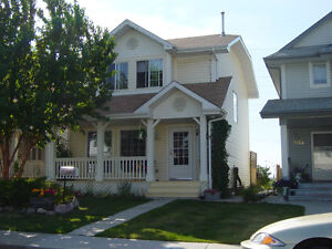 A beautiful house with 3 bedrooms and finished basement
