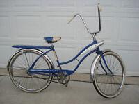 1970 Huffy Galaxy Cruiser Bike - Cool Bike!