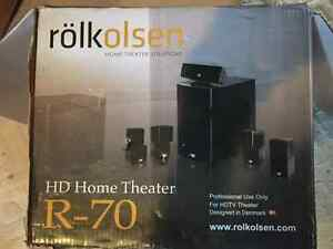 HD Home Theater R-70. Windsor Region Ontario image 1