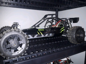 Hpi baja 5b brushless