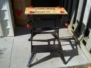 Black and Decker Workmate 225 table