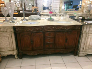 Vanity from 21in to 72in 50%-70% off