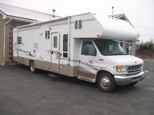 WANTED Used Class B and C  Motorhomes(1988 - 2008)
