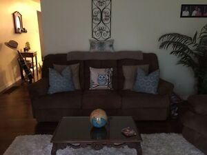 Living Room Couch and Chairs for sale - excellent condition
