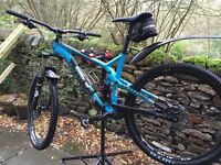 Cannondale Trigger 4 27.5 Mountain Bike