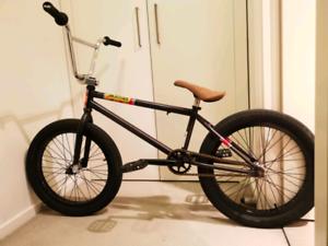 Fit Motomike Custom BMX