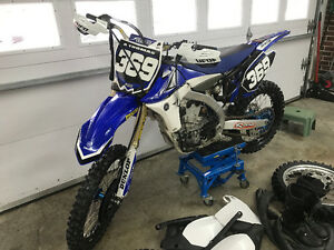 Excellent Condition Yamaha YZF450