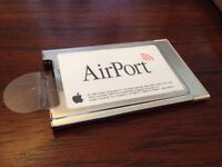 Apple Air Port Card