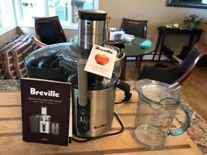 Breville Juice Fountain Multi-Speed Never Used