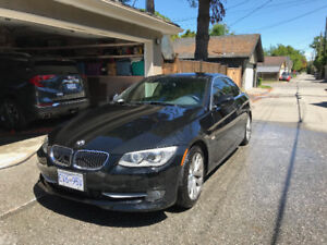 BMW 328i HARDTOP CONVERTIBLE **LOW KMS**
