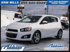 2015 Chevrolet Sonic LTHeated Seats -  Backup Camera