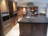 Kitchen fitters required to carefully uninstall/deliver existing high-end kitchen in property