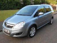 2010 Vauxhall Zafira 1.8 i Energy 5dr