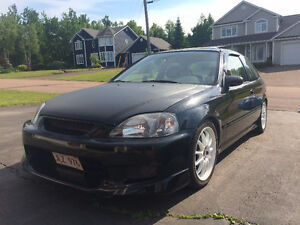 1999 Honda Civic Type R Hatchback