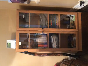 Bookcase and multi items