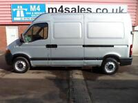 Renault Master MM35 MWB 100PS WITH A/C NO VAT