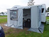 Prostor Camp Room For Roof Mounted Awning