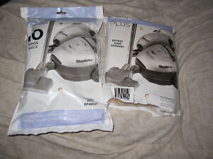 28 VACUUM BAGS FOR THE SHARP PLUS CANISTER VACUUM CLEANER