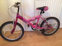Girls ridge bike *delivery