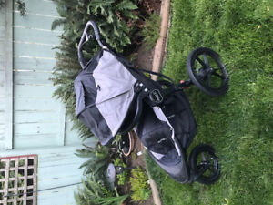 Baby Jogger Summit X3 and accessories