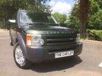 Land Rover Discovery 3 2.7TD V6 2005MY S