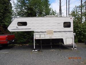 super clean security camper