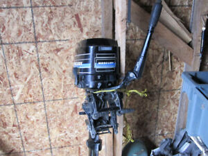 4.5HP Mercury(Longshaft) Outboard