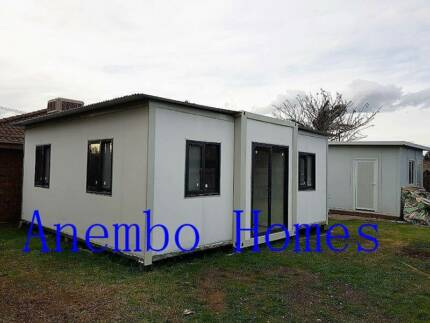 Angeli 37m2 Granny Flat Folding Homes from $29,990.00