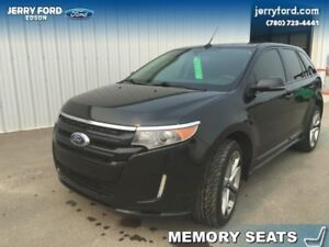 2013 Ford Edge SPORT AWD  - Leather Seats -  Bluetooth - $216.15
